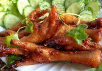 Tổng hợp cách làm chân gà nướng thơm ngon hấp dẫn
