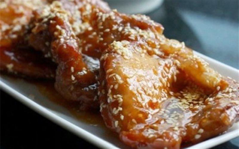 Những món ngon từ thịt lợn nạc