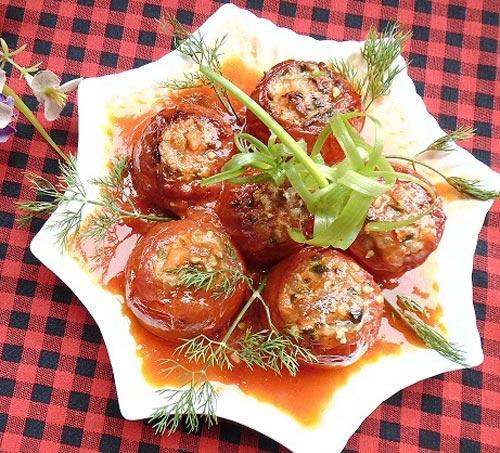 Các món ngon từ thịt lợn xay