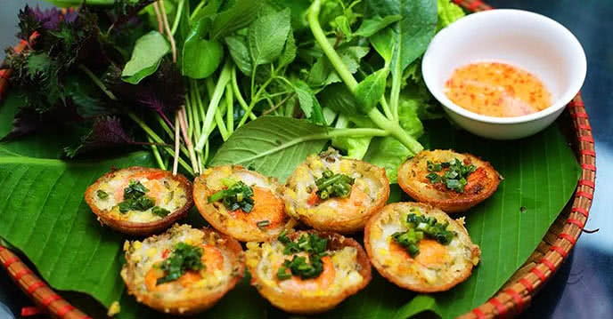 Những địa điểm ăn vặt ở Vũng Tàu
