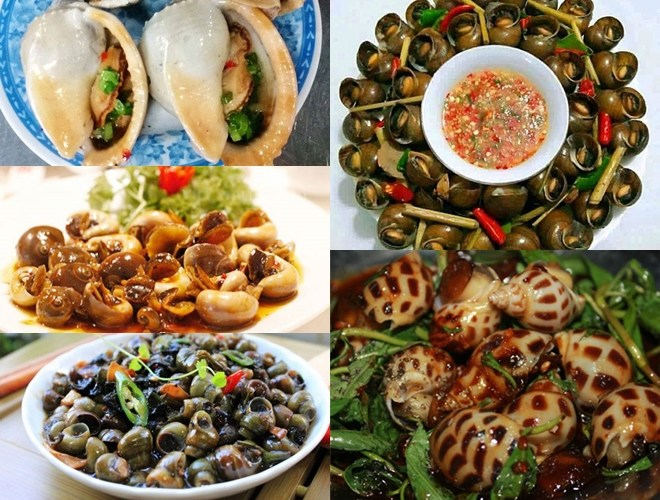 Các địa điểm ăn vặt ở Vũng Tàu ngon bổ rẻ
