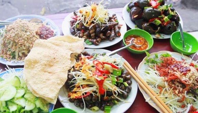 Những địa điểm ăn vặt Đà Nẵng ngon bổ rẻ