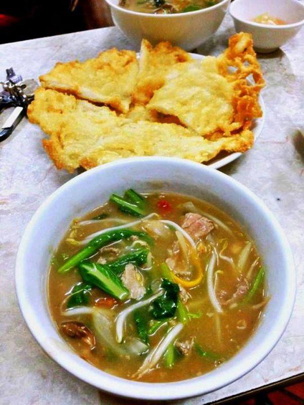 những quán ăn ngon ở Hà Nội