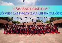 Trường Cao đẳng Y Khoa Phạm Ngọc Thạch – ngôi trường uy tín, chất lượng