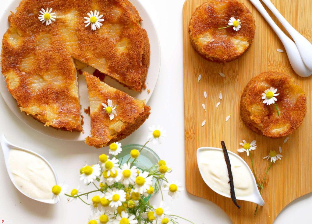 Các loại bánh làm từ bột mì dễ làm