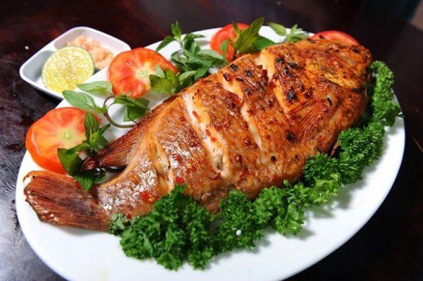 món ngon từ cá chép giòn