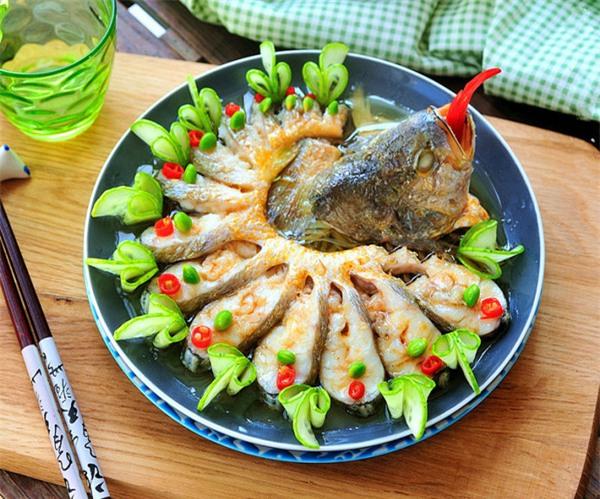 các món ngon từ cá chép cho bà bầu