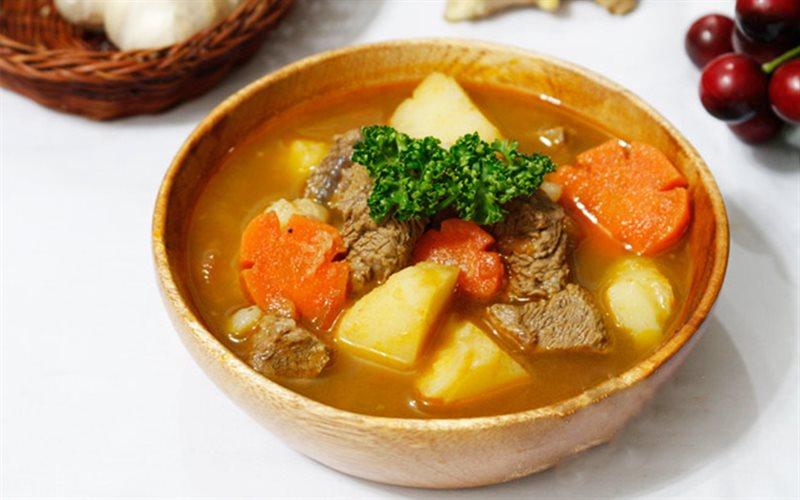 món ăn ngon từ thịt bò