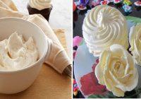 Hướng dẫn cách làm kem từ lòng trắng trứng gà ngon nhất