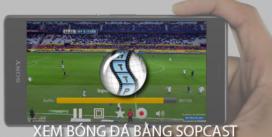 Hướng dẫn chi tiết cách sử dụng Sopcast xem bóng đá trực tuyến